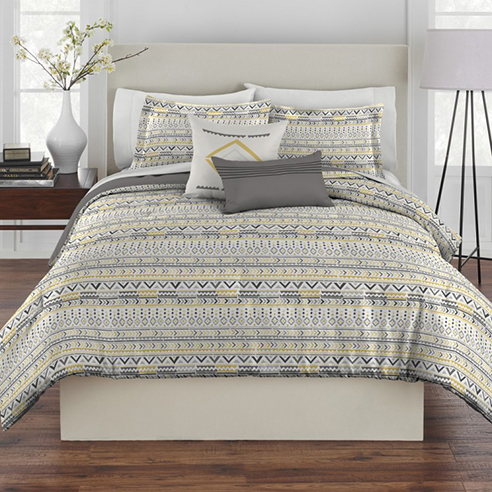 Rhapsody Geo Tribal By Westpoint Home Bedding Collection