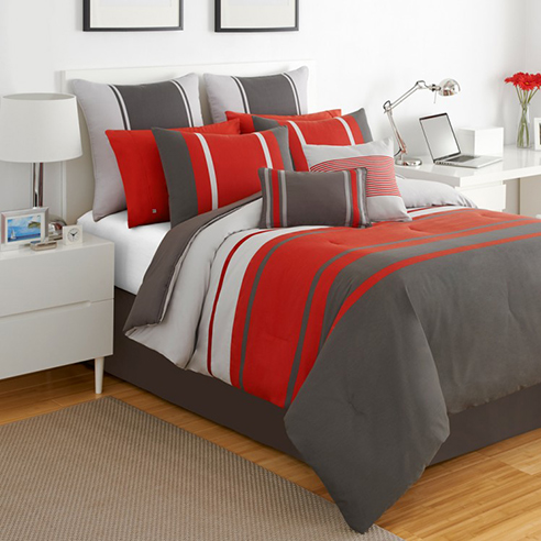 Beacon Stripe By Izod Bedding Beddingsuperstore Com