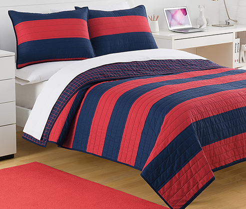 Nottingham Stripe By Izod Bedding Beddingsuperstore Com