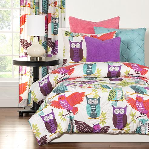 Owl Always Love You By Crayola Bedding Beddingsuperstore Com