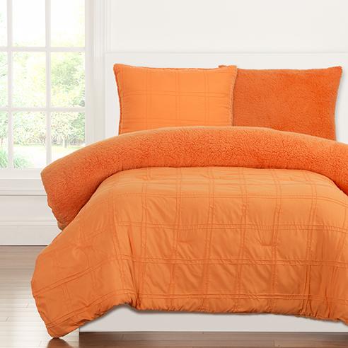 Orange Bedroom Accessories
