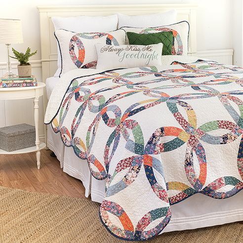 Heritage By C Amp F Quilts Beddingsuperstore Com