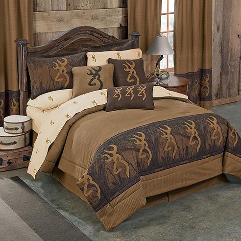 Camouflage Bed Set Queen