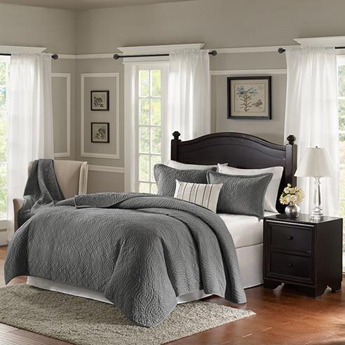 Taryn Grey By Bombay Bedding Beddingsuperstore Com