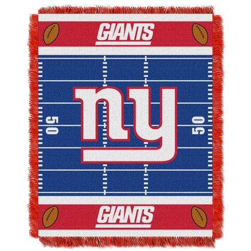 New York Giants Field Baby Throw Beddingsuperstore Com