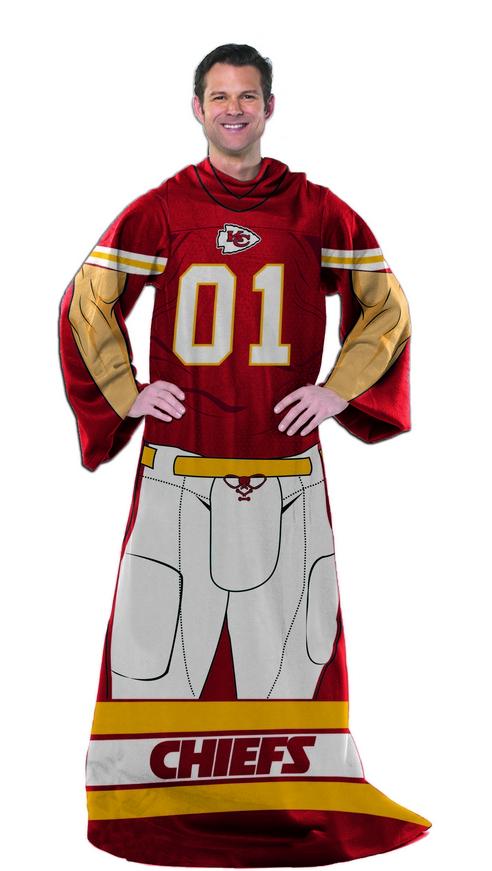 Kansas City Chiefs Uniform Throw Beddingsuperstore Com