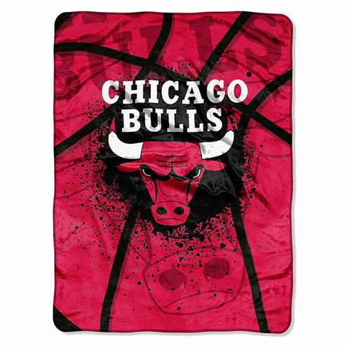 Chicago Bulls Shadow Play Throw