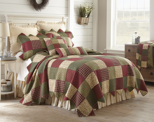 Garden Patch By Donna Sharp Quilts Beddingsuperstore Com
