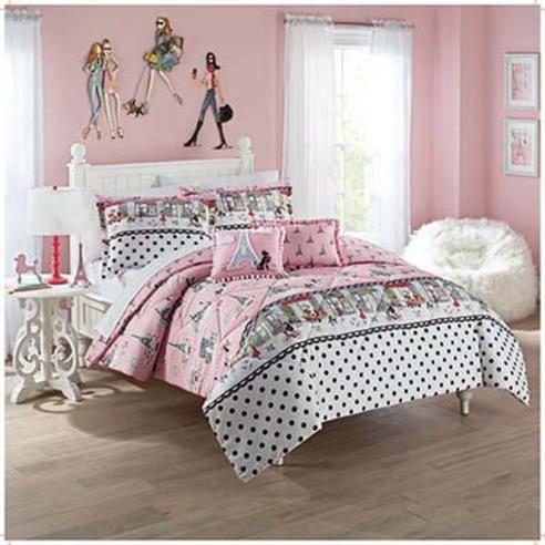 Ooh La La By Waverly Kids Bedding Collection