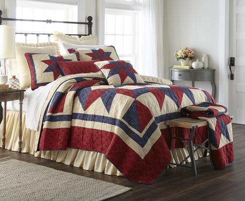 Gatlinburg Star By Donna Sharp Quilts Beddingsuperstore Com