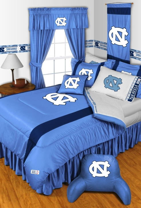 North Carolina Tarheels College Sidelines Collection By