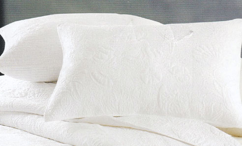 White Shell By C Amp F Quilts Beddingsuperstore Com