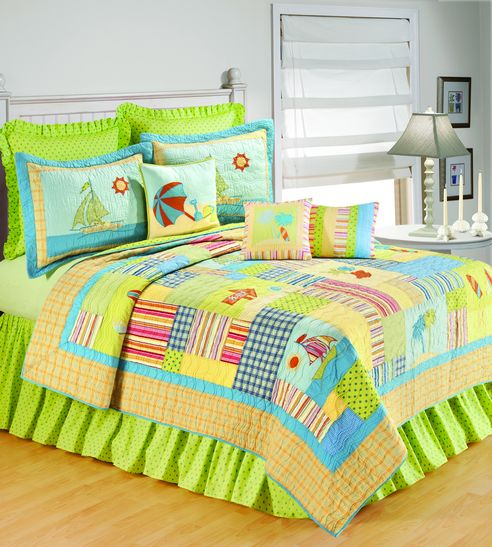 Beach Life By C Amp F Quilts Beddingsuperstore Com