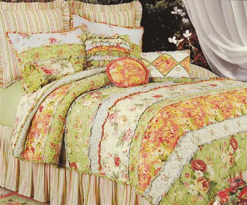Garden Dream By C Amp F Quilts Beddingsuperstore Com