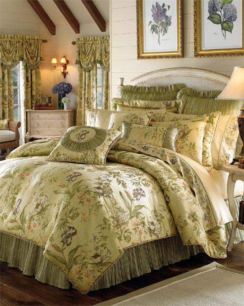 Iris By Croscill Home Fashions Beddingsuperstore Com