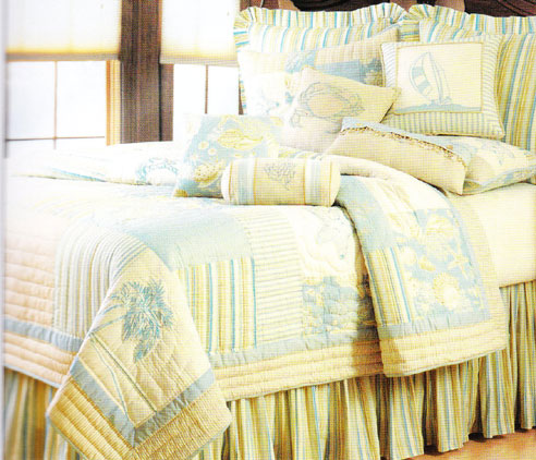 Coastal Living By C Amp F Quilts Beddingsuperstore Com