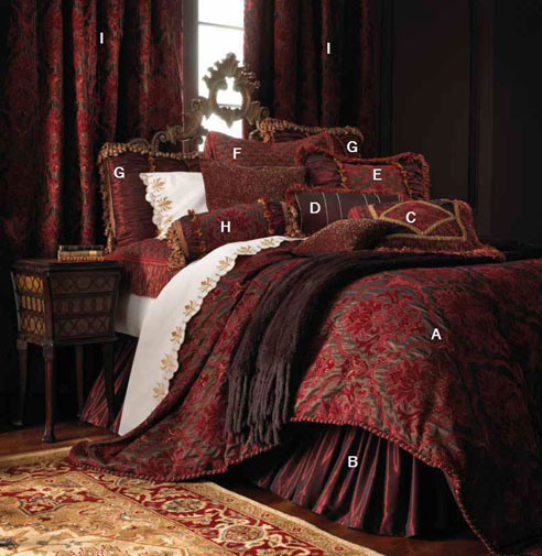 Maria Christina By Isabella Luxury Linens