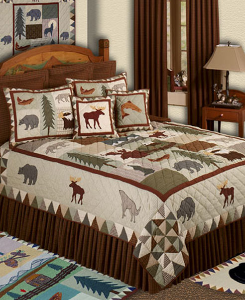 Mountain Whispers By Patchmagic Quilts Beddingsuperstore Com
