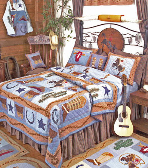 Cowgirl By Patchmagic Quilts Beddingsuperstore Com