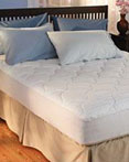 Quilted Mattress Pad by Millano Health & Home