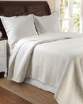 Vashon Ivory by Greenland Home Fashions by by Greenland Home Fashions