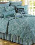 Oceana Paisley by C&F Quilts