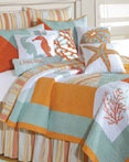 Fiesta Key  by C&F Quilts