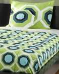 Jake Green by Rizzy Home Bedding