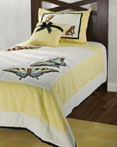 Butterflies by Rizzy Home Bedding