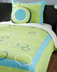Bubbles by Rizzy Home Bedding