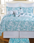 Cora Blue by C&F Quilts