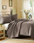 Velvet Touch Taupe  by Hampton Hill