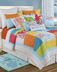 Tropic Escape by C&F Quilts