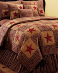 Vintage Star Wine by Olivias Heartland Quilts