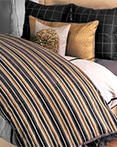 Arlington Cremini by Daniel Stuart Bedding by Daniel Stuart Bedding