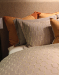 Bergama Stone by Daniel Stuart Bedding by Daniel Stuart Bedding