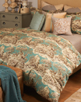 Devon Birch by Daniel Stuart Bedding by Daniel Stuart Bedding