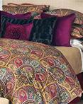 Bedding & Comforter Sets in Jewel Tones - BeddingSuperStore.com