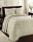 All Over Brocade Sage by Lamont Home
