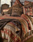 Flying Horse by Carstens Lodge Bedding  by Carstens Lodge Bedding