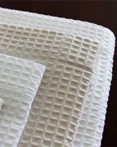Cuddle Blankets Waffle Weave by CD Bedding of CA