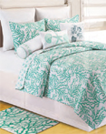 Cora Seafoam by C&F Quilts