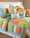 Washed Ashore by C&F Quilts