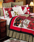 Winterberry by C&F Quilts