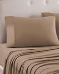 3M Scotchguard Mink Jersey Knit Sheet Set