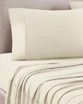3M Scotchguard Cream Jersey Knit Sheet Set