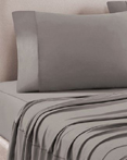 3M Scotchguard Graphite Jersey Knit Sheet Set