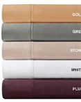 600 Thread Count Pima Solid Cotton Sheets