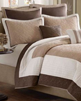 Attingham Coverlet  by Madison Park