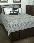Houndstooth by Rizzy Home Bedding